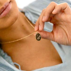 Scorpio Constellation Zodiac Astrology Necklace